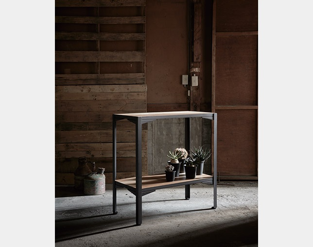 INDUSTRIAL DESIGN CHESTER shelf 91×94のメイン写真