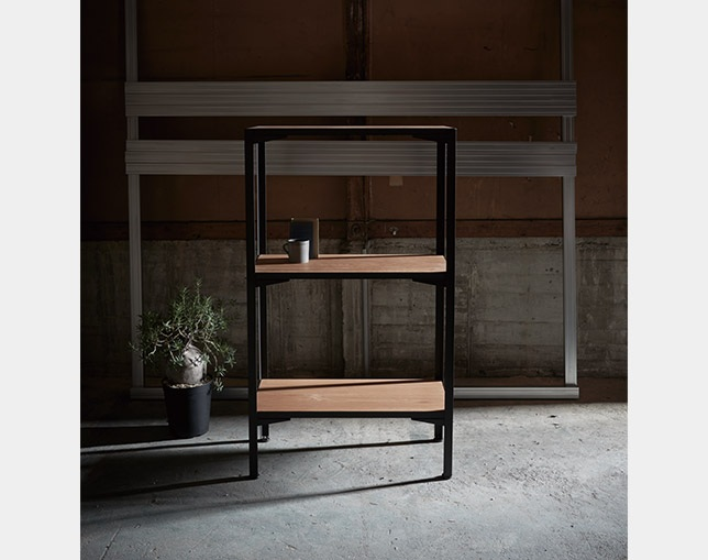 INDUSTRIAL DESIGN CHESTER shelf 91×157のメイン写真