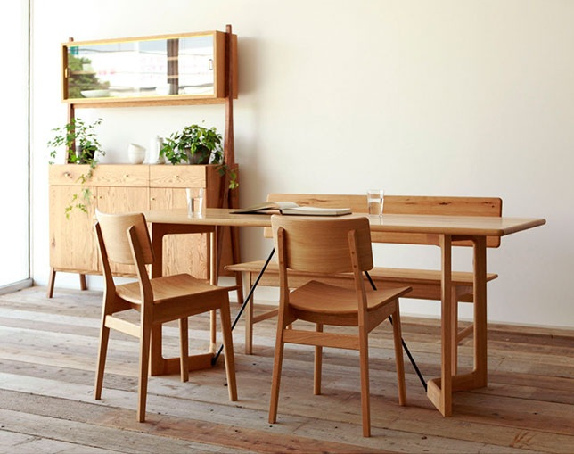 SICURO Dining Table 182のメイン写真