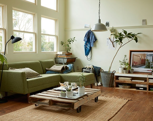 niko and ... FURNITURE & SUPPLY 192CUSTOMIZE SOFA COUCH L / Rの写真