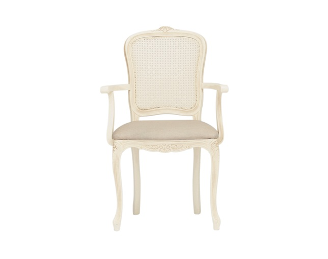 LAURA ASHLEY Provencale carver dining chairのメイン写真
