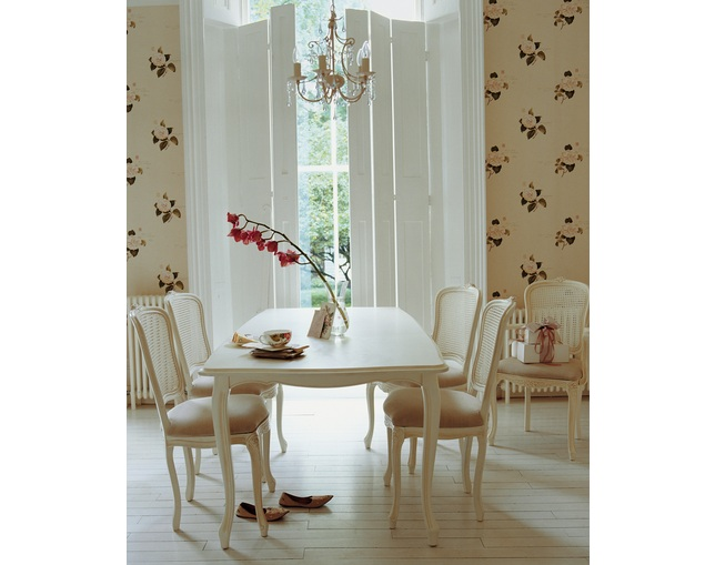 LAURA ASHLEY Provencale dining chairの写真