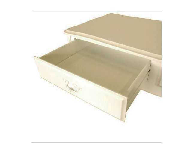 LAURA ASHLEY Provencale 2 drawer coffee tableの写真