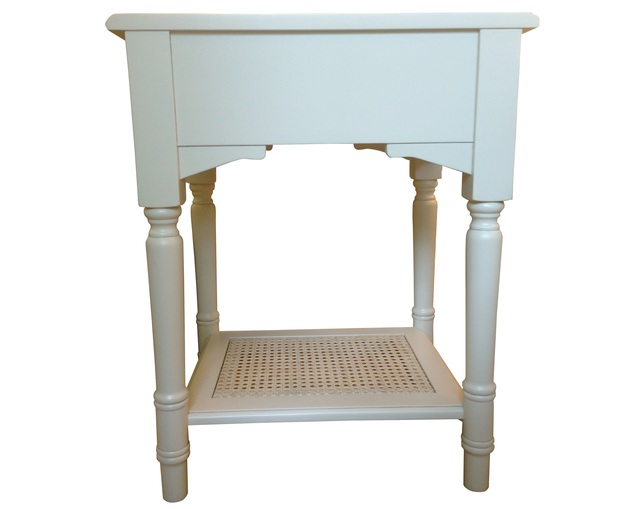 LAURA ASHLEY Clifton 1 drawer side tableのメイン写真