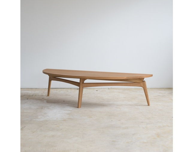 greeniche Luu table wood top.のメイン写真
