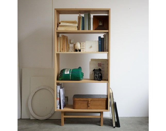 greeniche bookcase H1500.のメイン写真