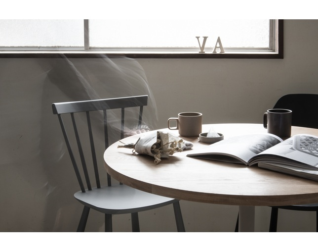 greeniche greeniche round cafe table φ900の写真