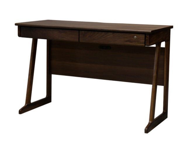 ISSEIKI FRINK DESK 110 (WALNUT)のメイン写真
