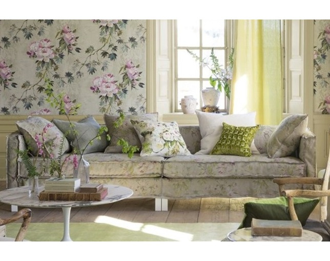 DESIGNERS GUILD QUADRO LOOSE 4Seat Sofaのメイン写真