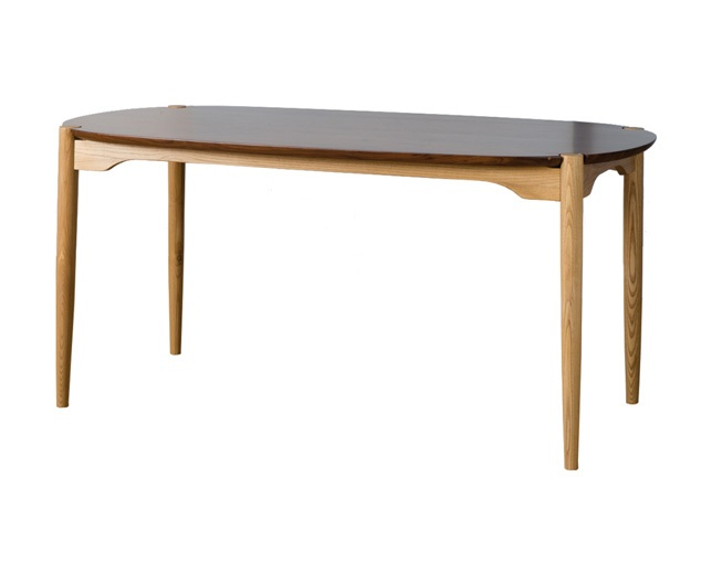 D VECTOR PROJECT KOZUE DINING TABLE 150のメイン写真