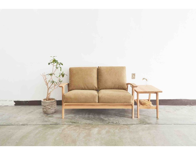 URBAN RESEARCH DOORS Bothy Sofa 2Pのメイン写真