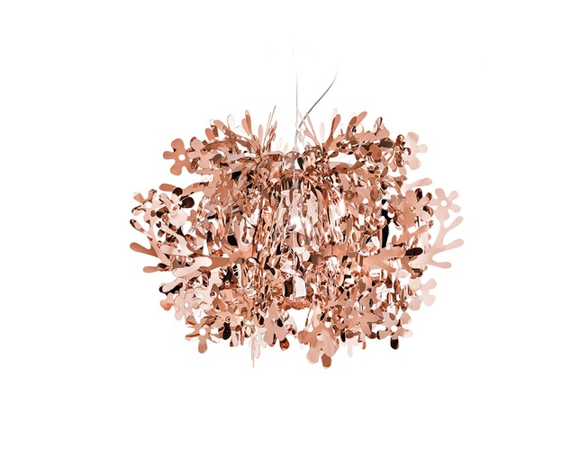 SLAMP FIORELLA SUSPENSION MINI (COPPER)のメイン写真