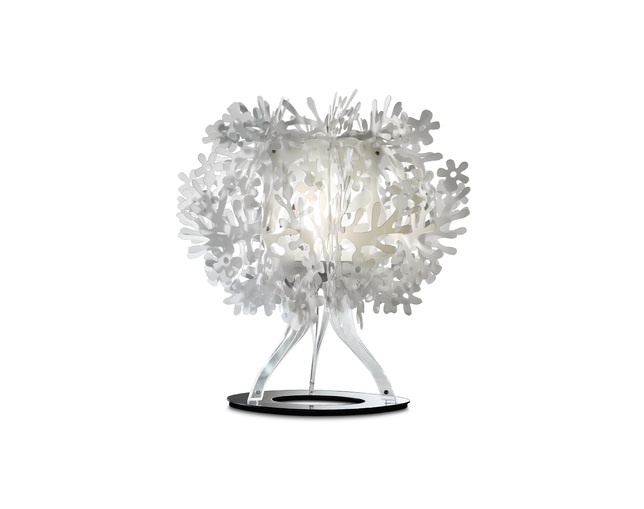 SLAMP FIORELLA TABLE LAMP (WHITE)のメイン写真