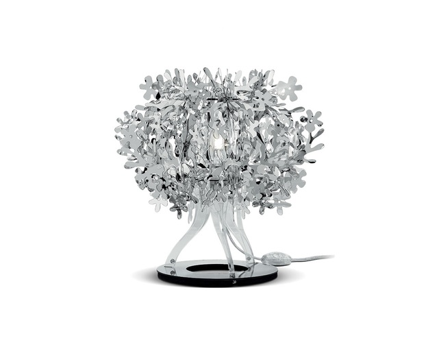 SLAMP FIORELLA TABLE LAMP (SILVER)のメイン写真