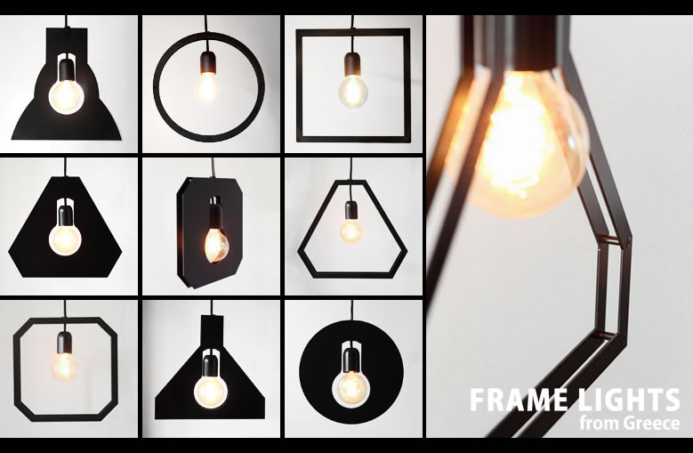 FRAME LIGHTS from Greeceの写真