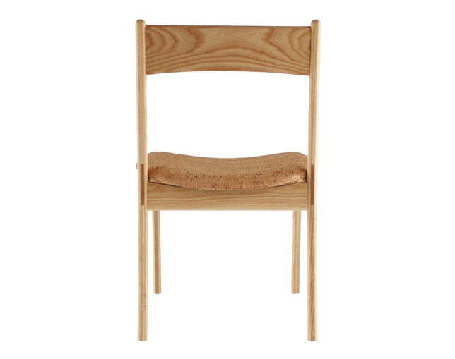 ANP interior design ANP chair(Wild Cherry/White Ash)のメイン写真