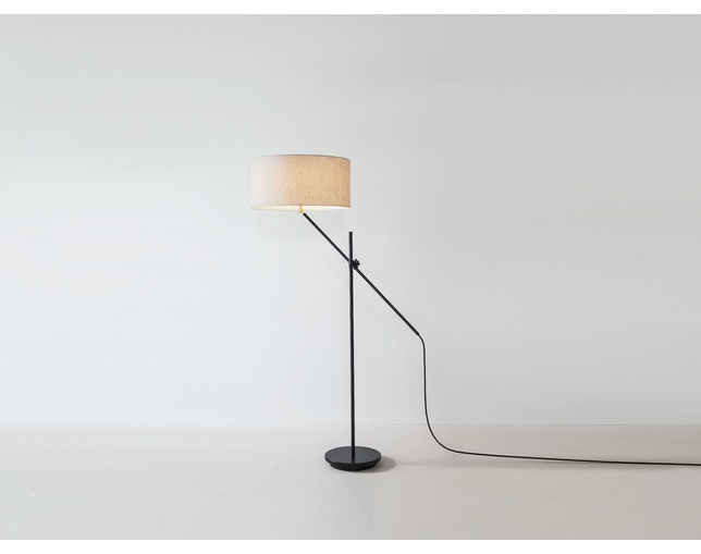 Shaded floor lamp workstead shaded floor lamp mozeypictures Gallery