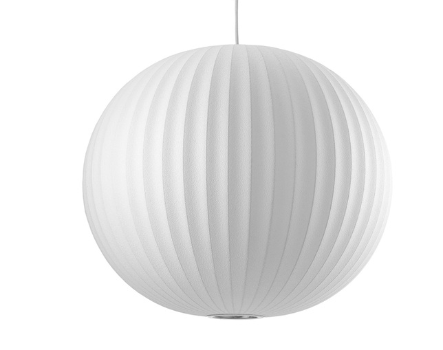 Nelson ball bubble lamp pendant herman miller nelson bubble lamps nelson ball bubble lamp pendant mozeypictures Gallery