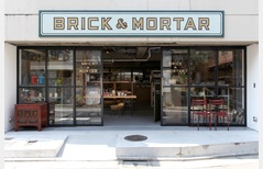 BRICK & MORTARの画像1